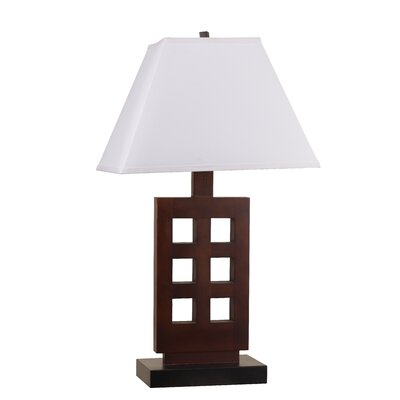 ORE Furniture Nova Screen Table Lamp