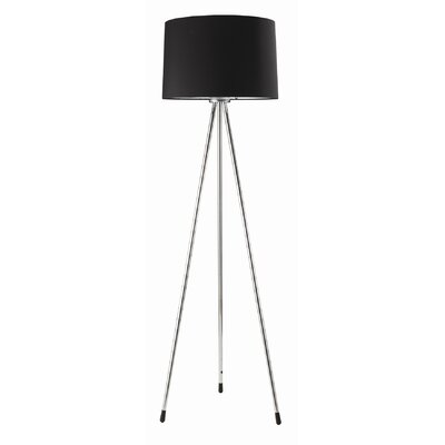 ORE Furniture 3 Legged Floor Lamp