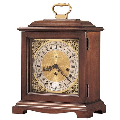 Graham Bracket Mantel Clock