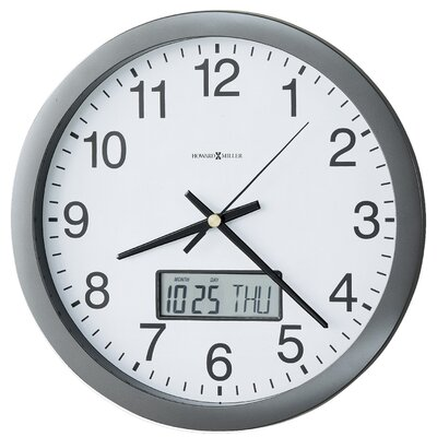 Howard Miller® Chronicle Wall Clock