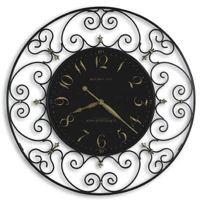 Howard Miller® Joline Quartz Wall Clock
