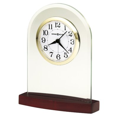 Howard Miller® Hansen Table Top Alarm Clock
