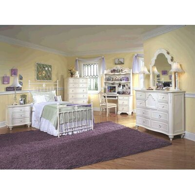 LC Kids Reflections Computer Desk with optional Hutch