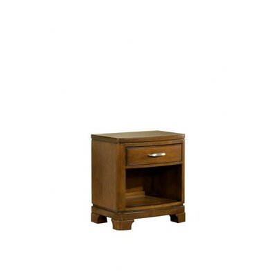 LC Kids Newport Beach 1 Drawer Nightstand