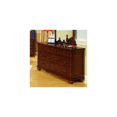 Legacy Classic Furniture American Spirit 7 Drawer Dresser
