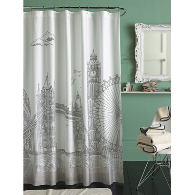 Blissliving Home London Shower Curtain