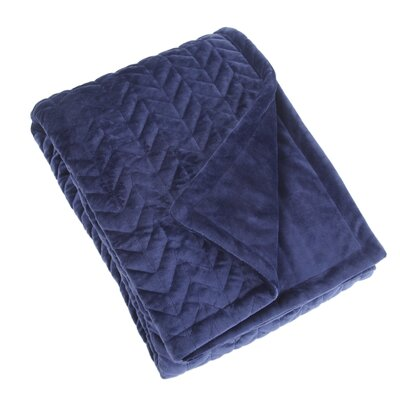 Blissliving Home Aspen Morgan Polyester Throw