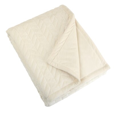 Aspen Morgan Polyester Throw