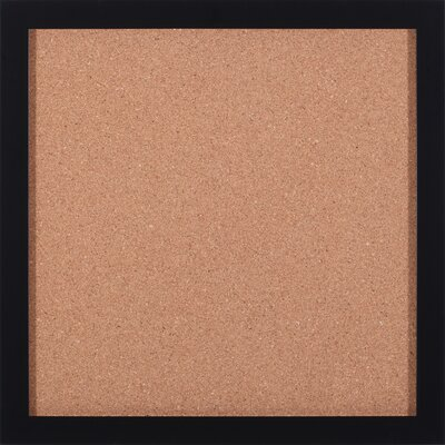 "Art Effects Contemporary Cork Board - 27"" x 27"""