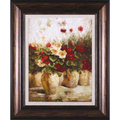 Art Effects Fragrant Memories   Framed Artwork