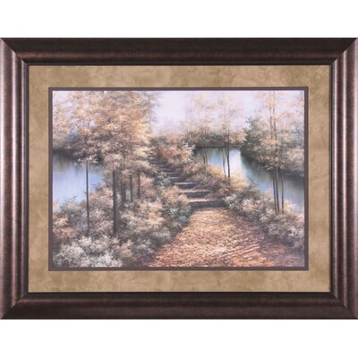 Art Effects Autumn Leaves Framed Artwork