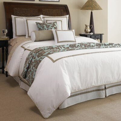 Chelsea Frank Group Elise Duvet Collection in White