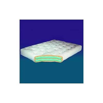 Gold Bond Cotton and Foam Futon Mattress