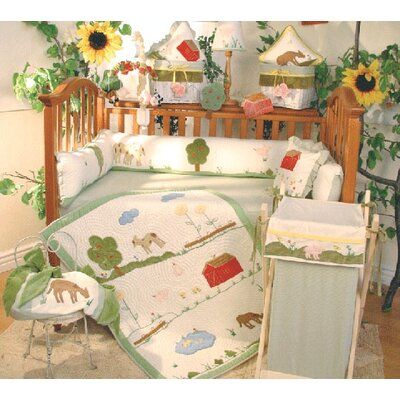 Brandee Danielle Appletree Farm Crib Bedding Collection