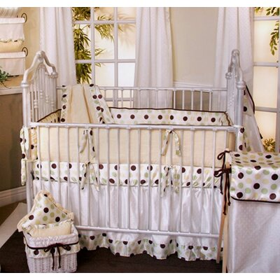 Brandee Danielle Ash Lemon Crib Bedding Collection