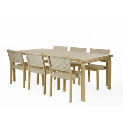 Artek E86 Dining Table