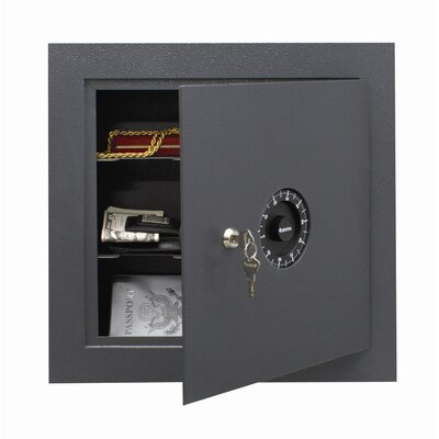 Sentry Safe Dial Lock Wall Safe [0.42 CuFt]
