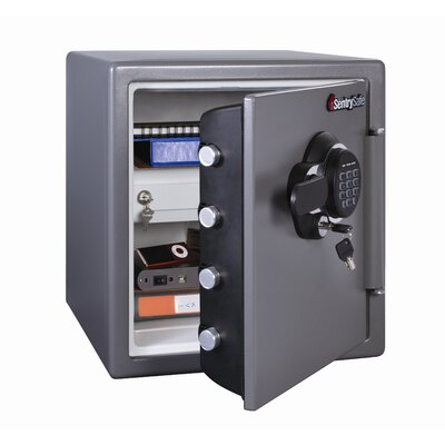 Sentry Safe 1 Hr Fireproof Lock  Safe