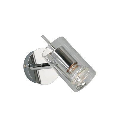 ET2 Flash  Directional Wall Sconce in Chrome