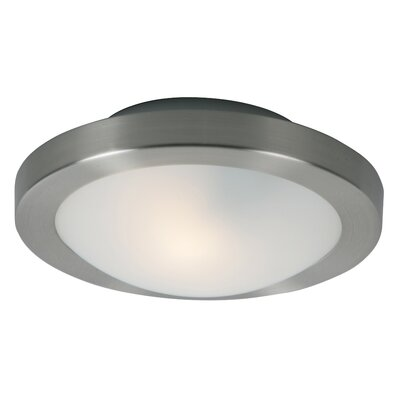 ET2 Piccolo Round Semi Flush Mount
