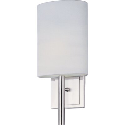 ET2 Edinburgh II  Wall Sconce in Satin Nickel