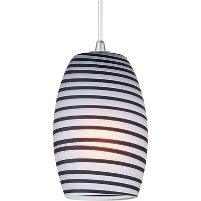 Minx 1 Light Pendant