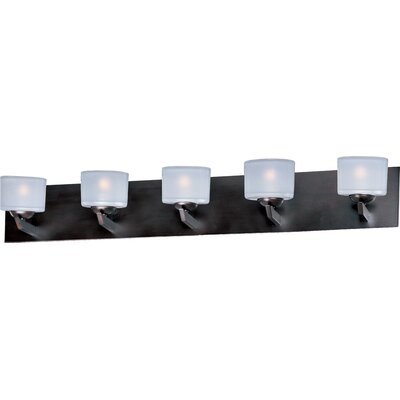 ET2 Vortex 5 Light Vanity Light