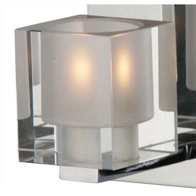 ET2 Blocs 2 Light Vanity Wall Sconce