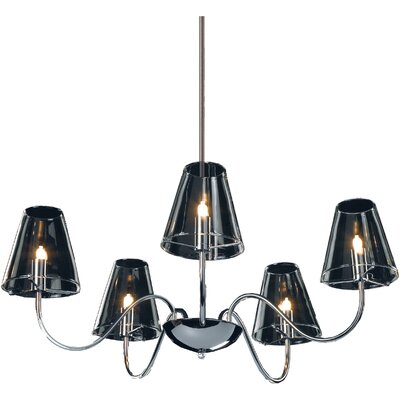 ET2 Chic 5-Light Chandelier