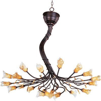 ET2 Evolution 20-Light Chandelier