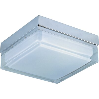 ET2 Flux 2-Light Flush Mount