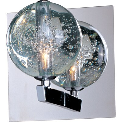 ET2 Orb 1 Light Wall Sconce