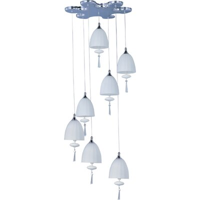 ET2 Chute 7 Light Pendant
