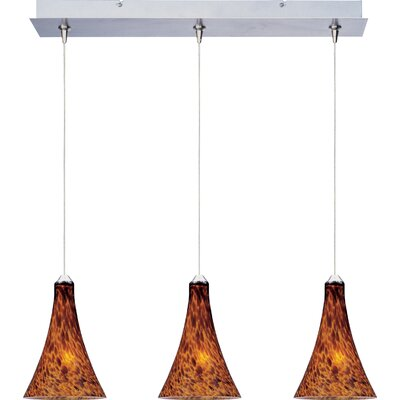 ET2 Minx 3 Light Linear Pendant