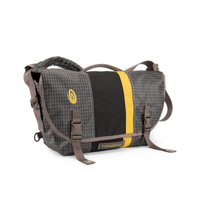 Small D-Lux Laptop Racing Stripe Messenger