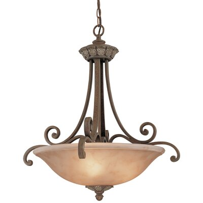 Dolan Designs Windsor 5 Light Inverted Pendant