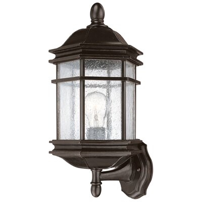 Dolan Designs Barlow 1 Light Outdoor Wall Lantern