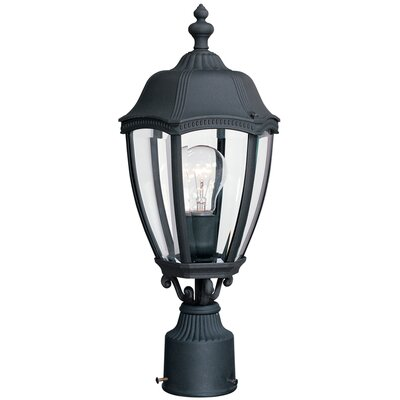 Dolan Designs Roseville One Outdoor Post Light in Back