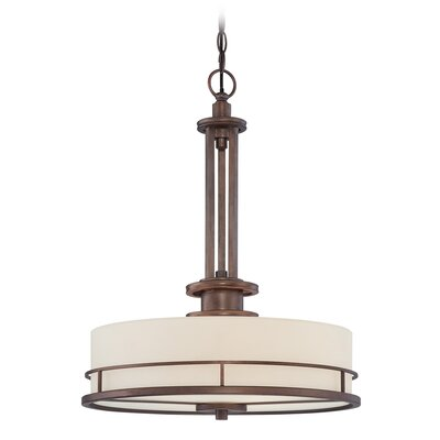 Dolan Designs Beacon 4 Light Drum Pendant