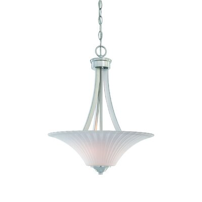 Dolan Designs Teton 2 Light Inverted Pendant