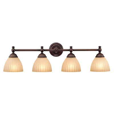 Dolan Designs Jasmine 4 Light Bath Vanity Light