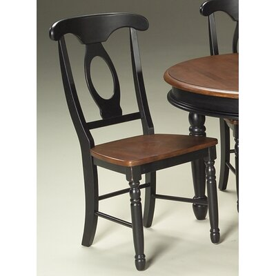 A-America British Isles Napoleon Side Chair
