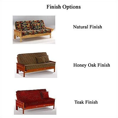 Night & Day Furniture Standard Seattle Futon Frame