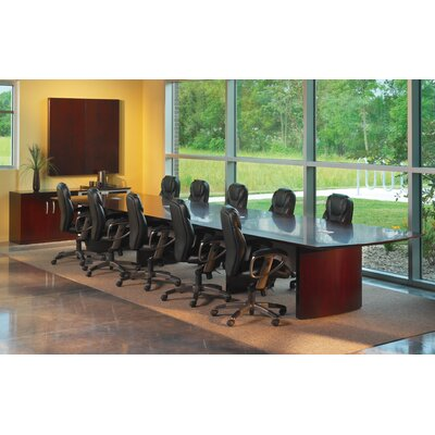 Mayline Group 6' Napoli Conference Table