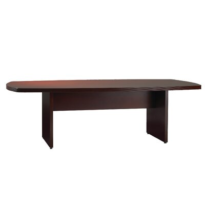 Mayline Group 12' Luminary Convex Conference Table