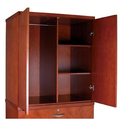 Mayline Group Mira Wardrobe Unit