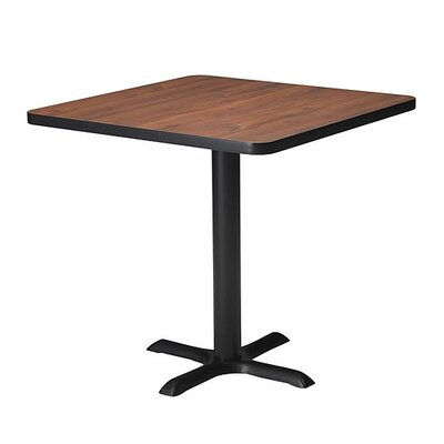 Mayline Group Bistro Square Dining Height Table
