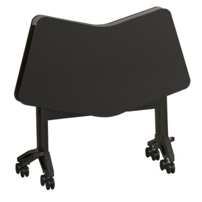 Mayline Group Flip-N-Go Transition Table in Black
