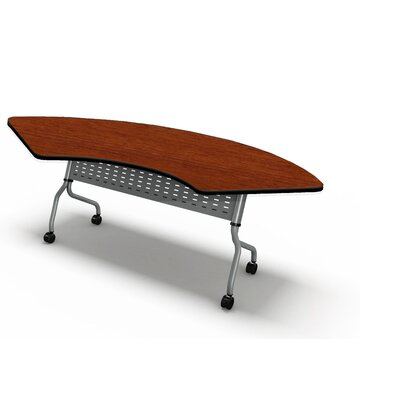 Mayline Group Sync Crescent Training Table