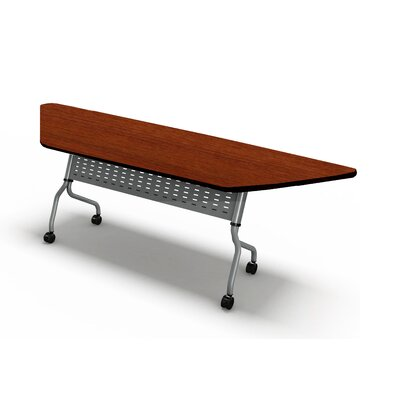 Mayline Group Sync Trapezoid Training Table